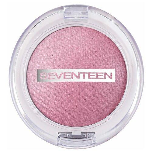 Seventeen Румяна компактные перламутровые Pearl Blush Powder 07