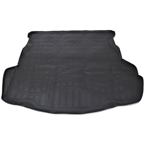 Коврик багажника NorPlast NPA00-T205-050 черный