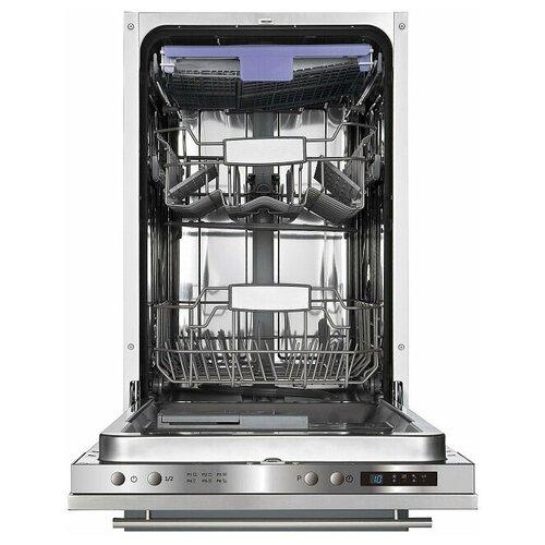 Фото - Встраиваемая посудомоечная машина Leran BDW 45-108 посудомоечная машина leran cdw 55 067 white