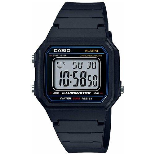 Наручные часы CASIO W-217H-1A наручные часы casio w 217h 1a
