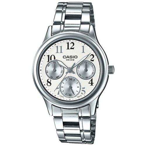 Фото - Наручные часы CASIO LTP-E306D-7B наручные часы casio ltp vt01d 7b