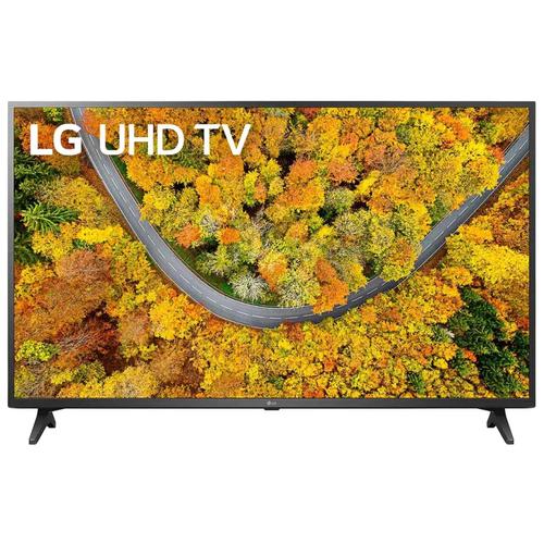 Фото - Телевизор LG 50UP75006LF 49.5 (2021), черный телевизор lg 70up75006lc 69 5 2021 черный