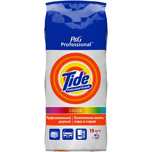 Фото - Стиральный порошок Tide Expert Color (автомат), 15 кг стиральный порошок tide color автомат 4 5 кг