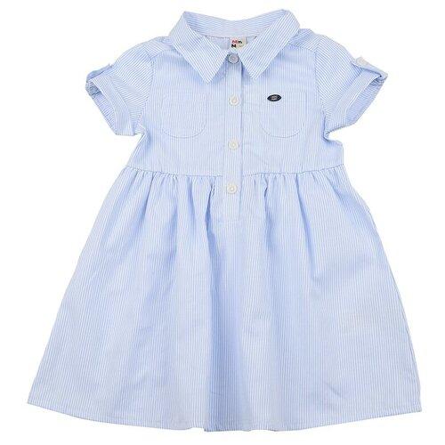 Платье Mini Maxi размер 110, голубой