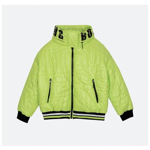 Купить Куртка Gulliver размер 140, салатовый, Куртки и пуховики