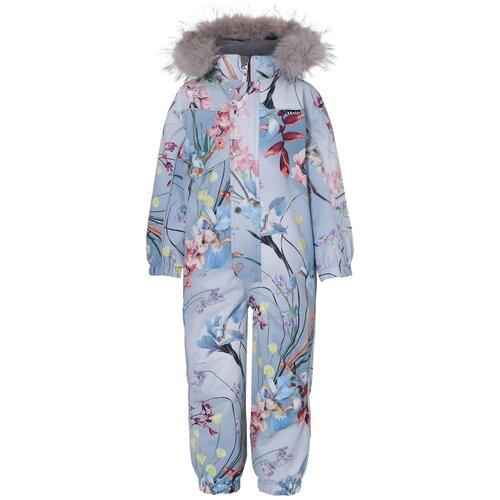 Комбинезон Molo Polaris Fur Ikebana 5W20N202 / 6131 размер 110, ikebana 6131 платье molo размер 68 синий