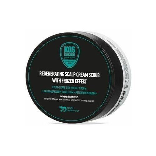 Купить PROTOKERATIN Крем-скраб для кожи головы с охлаждающим эффектом «Регенерирующий», 150мл, арт. ПК209