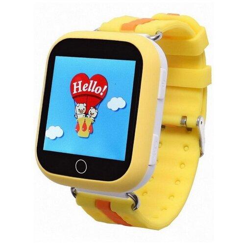 Часы Smart Baby Watch VIDEOTOY Q100 (желтый) часы smart baby watch q50 gw300 розовые