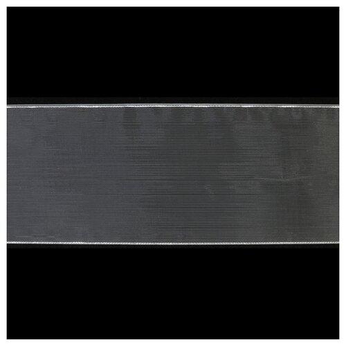 С3651Г17 Лента органза с метан. 80мм*25м (1 белый)