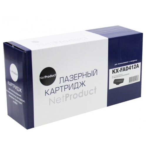 Фотобарабан Net Product NV-KX-FAD412A