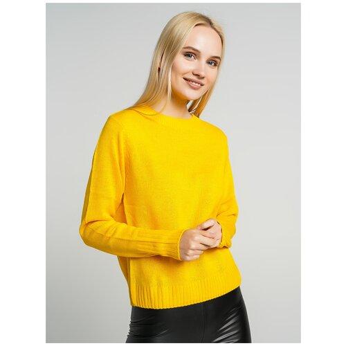 Джемпер ТВОЕ A6518 размер XL, желтый, WOMEN