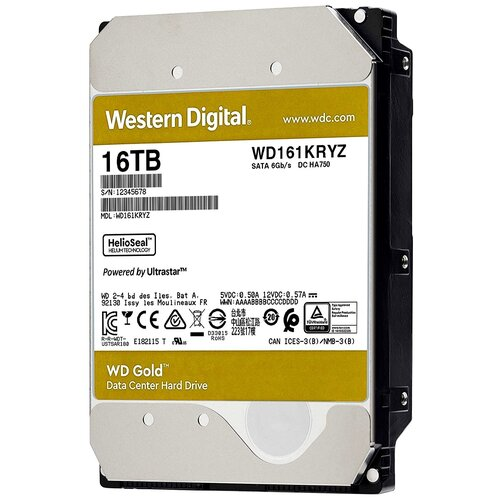Жесткий диск Western Digital WD161KRYZ