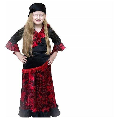 Купить Карнавальный костюм ЦЫГАНКА, 5-7 лет, 122-134, Бока, арт. 1990-бока, Карнавальные костюмы