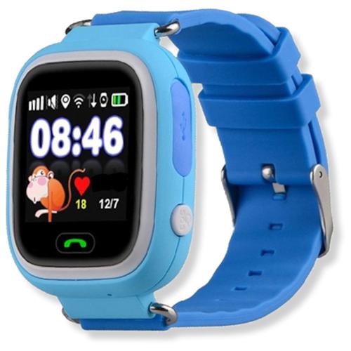 Детские умные часы Beverni Smart Watch Q80 (голубой) часы smart baby watch q80 голубой