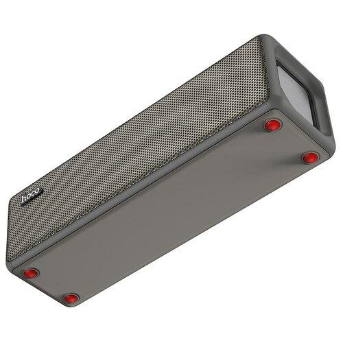 Портативная беспроводная акустика Hoco HC3 серый