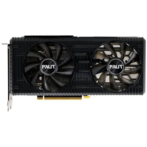 Видеокарта Palit GeForce RTX 3060 Dual 12 GB (NE63060019K9-190AD), Retail