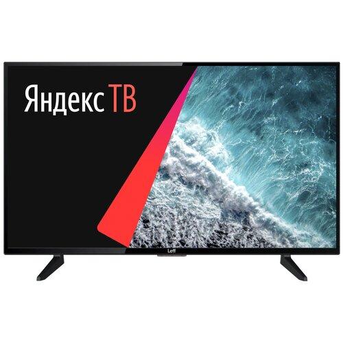Фото - Телевизор Leff 43F520T 43 (2020) на платформе Яндекс.ТВ, черный телевизор leff 32h111t белый