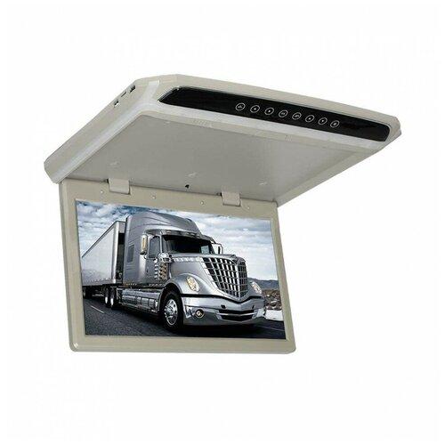 Автомобильный монитор Ergo ER174FH серый
