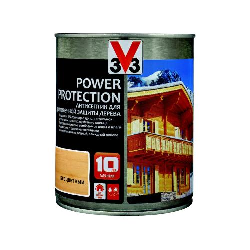 V33 Power Protection бесцветный 2.5 л