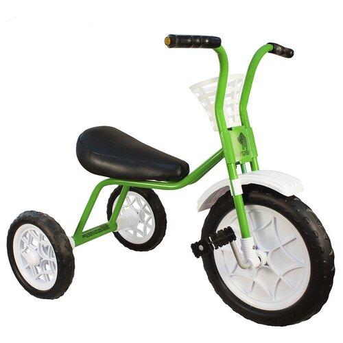 Трехколесный велосипед Dream Makers Зубренок, зелeный