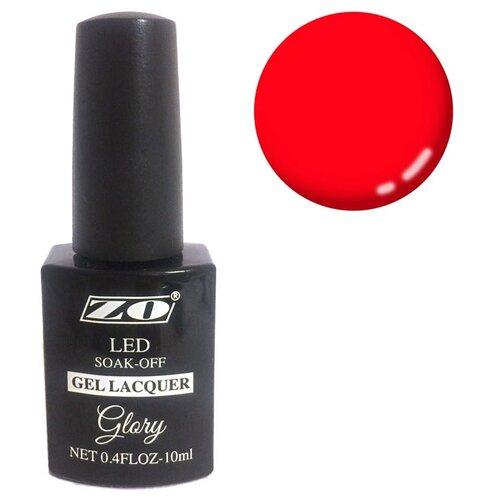 Купить Гель-лак для ногтей ZO Glory, 10 мл, 075 ярко розовый