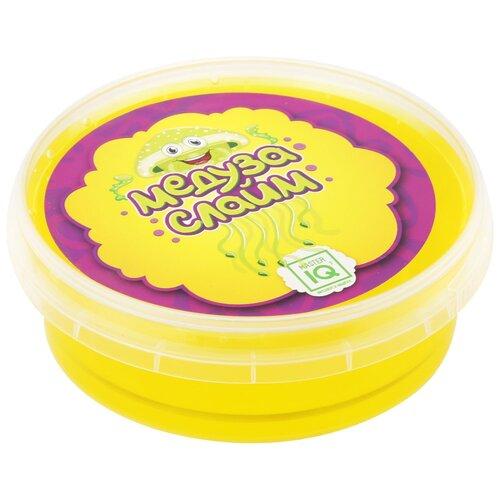 Лизун Master IQ² Медуза желтый