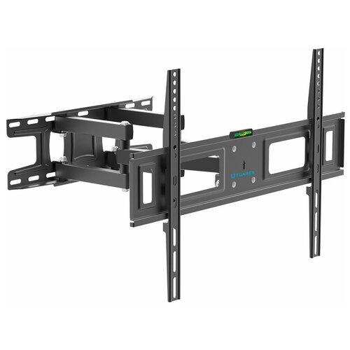 Фото - Настенный кронштейн для LED/LCD телевизоров TUAREX ALTA-605 BLACK кронштейн для led lcd телевизоров tuarex olimp 405 black