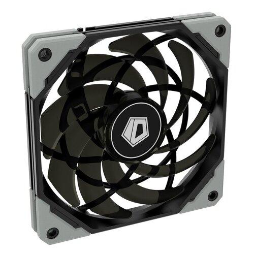Вентилятор для корпуса ID-COOLING NO-12015-XT черный 1 шт.