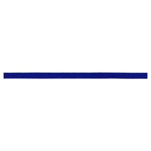 Купить Резинка 6, 6 мм, цвет синий 64% полиэтер, 36% латекс, PEGA, Технические ленты и тесьма