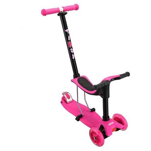 Кикборд для малышей RGX Tinsy, розовый