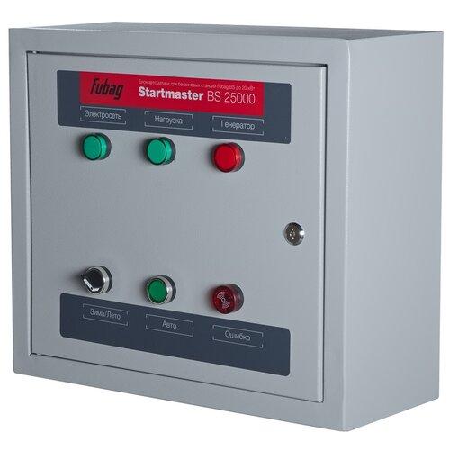 Фото - Блок автоматики FUBAG Startmaster BS 25000 (431244) блок автоматики fubag startmaster bs6600 230v для бензиновых станций