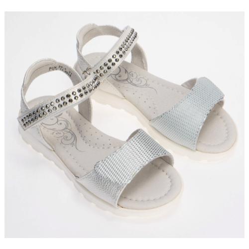 Фото - Сандалии KENKA размер 31, белый сандалии repo j1267 белый