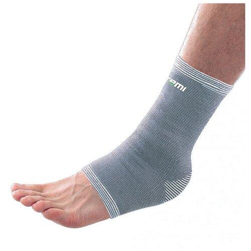 Защита голеностопа ATEMI ANS-005, р. M, серый защита колена atemi ans 003 р xl серый