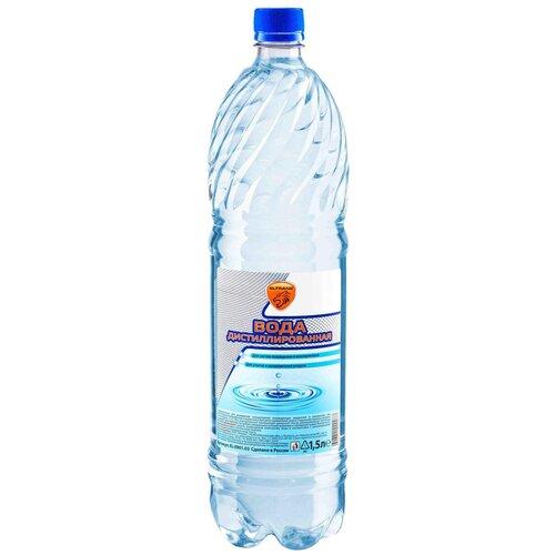 Дистиллированная вода 1,5 л ELTRANS EL-0901.03