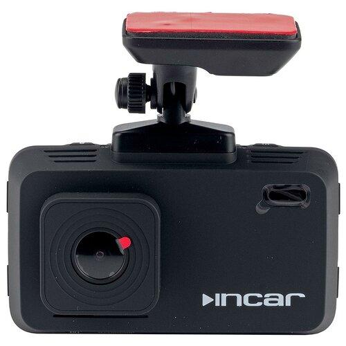 Видеорегистратор с радар-детектором INCAR SDR-170 Brooklyn, GPS, черный видеорегистратор incar vr 418