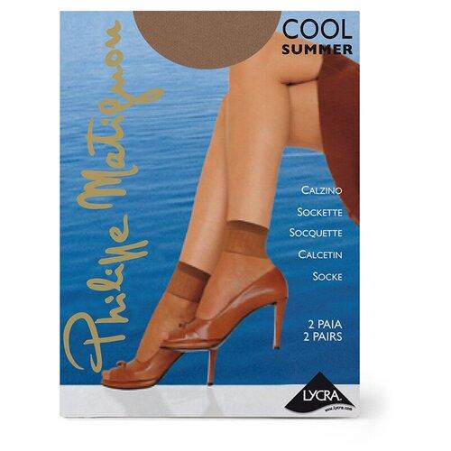 Носки Philippe Matignon Cool summer 8 (2 пары) The 0