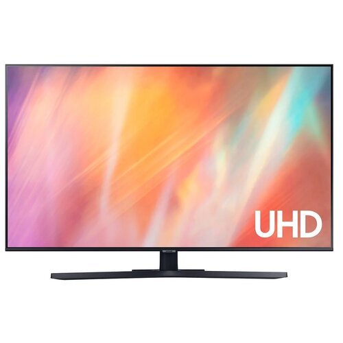 Фото - Телевизор Samsung UE75AU7570 75, titan gray телевизор samsung ue43au7570u 43 titan gray