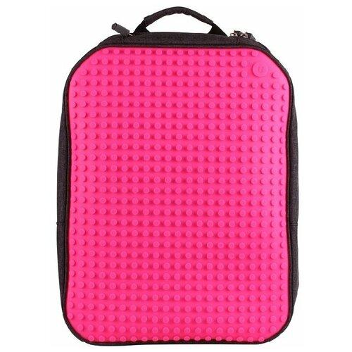 Фото - Upixel Рюкзак Canvas Classic Pixel Backpack (WY-A001), фуксия upixel рюкзак canvas classic pixel backpack wy a001 желтый