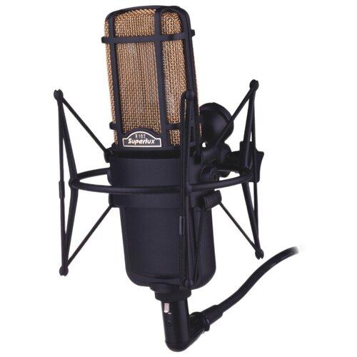Микрофон Superlux R102 MKII, черный