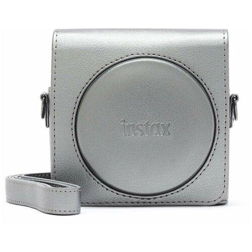Чехол Fujifilm Instax SQ6 Graphite Gray фотоаппарат fujifilm instax square sq6 ruby red