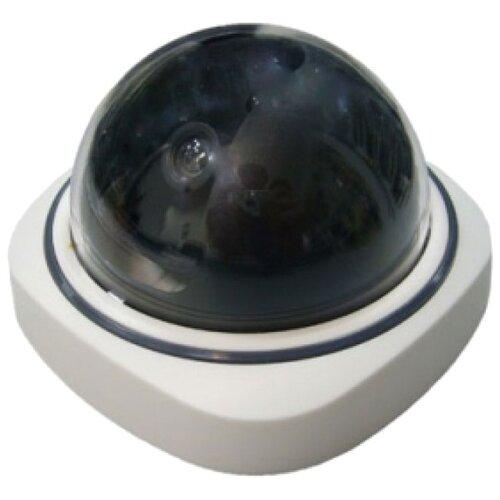 Муляж камеры видеонаблюдения Орбита AB-1200 белый/черный