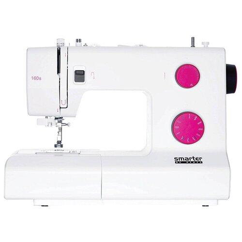 Швейная машина Pfaff Smarter 160S, белый