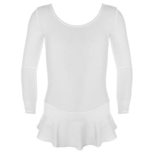 Купить Купальник Grace Dance размер 30, белый, Купальники и плавки