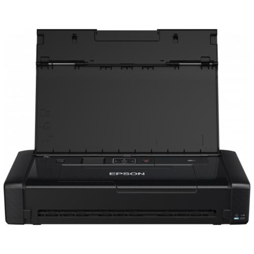 Фото - Принтер Epson WorkForce WF-110W, черный компактный фотопринтер epson workforce wf 100w