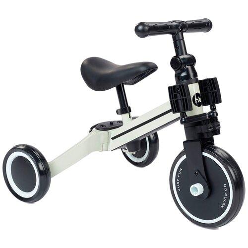 Фото - Беговел-велосипед Happy Baby Adventure, sage беговел happy baby vester 50027_sage
