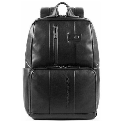 Рюкзак PIQUADRO Urban CA3214UB00 черный рюкзак piquadro ca4443br черный