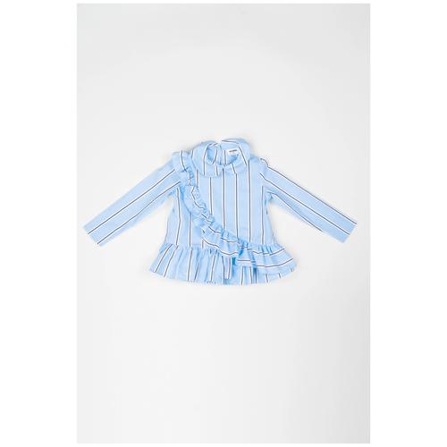 Блузка Acoola размер 104, голубой