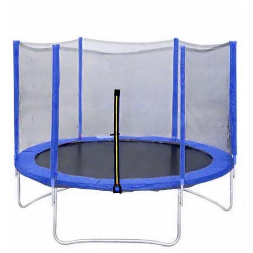 Фото - Каркасный батут DFC Trampoline Fitness 16FT-TR-LG/16FT-TR-B 488х488х269 см синий каркасный батут dfc trampoline kengoo ii 16ft bas bo оранжевый