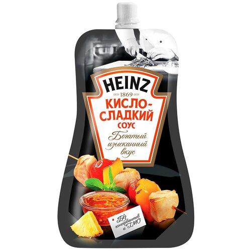 Соус Heinz Кисло-сладкий, 230 г соус чили fansipan кисло сладкий 200 г