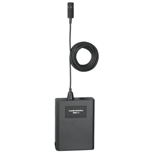 Микрофон Audio-Technica PRO 70, черный